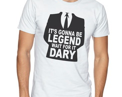 Camiseta Camisa How I Met Your Mother-It's gonna be...-CS42