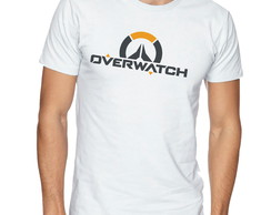 Camiseta Camisa Overwatch Logo -CS43