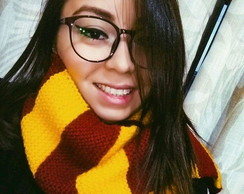 Harry Potter cachecol