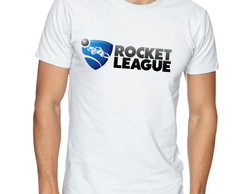 Camiseta Camisa Rocket League Logo -CS67