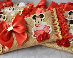 Kit Diamante Scrap Luxo MINNIE REALEZA
