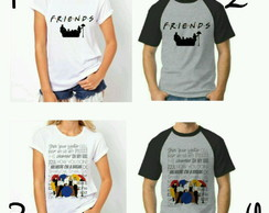 camiseta friends