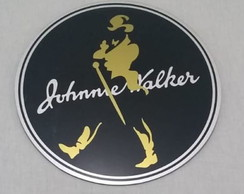Placa Johnny Walker