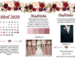 Manual de Padrinhos rosa