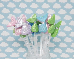 Toppers para Doces Pequena Sereia Biscuit