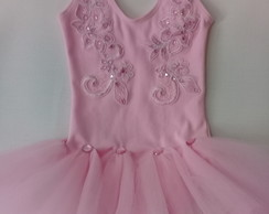COLLANT BALLET BORDADO