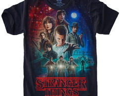 Camiseta Stranger Things Série
