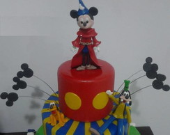 Bolos Mickey / Minnie