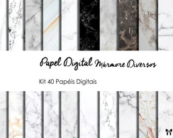 KIT PAPEL DIGITAL - MÁRMORE 02