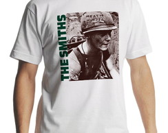 Camiseta The Smiths Meat is Murder Masculina