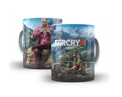 Caneca Far Cry Mod 3