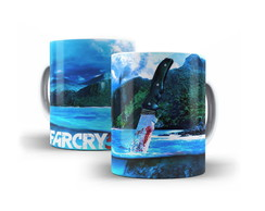 Caneca Far Cry Mod 4