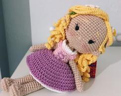 4) Nombre: 'El ganchillo: Rapunzel - Crochet Amigurumi Muñeca ... | 194x244