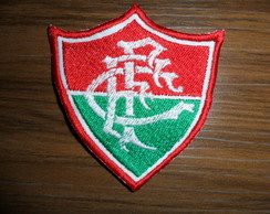 Patch Bordado Termocolante Fluminense