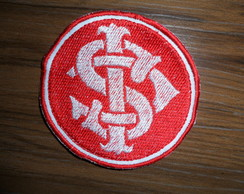 Patch Bordado Termocolante Internacional