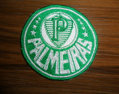 Patch Bordado Termocolante Verdão