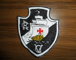 Patch Bordado Termocolante Vasco
