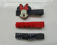 Hair Clips Trend Minnie- BLACK FRIDAY