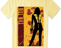 Camiseta Kill Bill - Filmes clássicos
