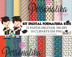 KIT DIGITAL FORMATURA KIDS