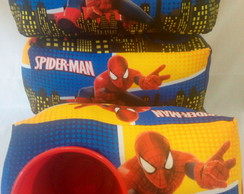 Almofada Kit Cinema Personalizada - Tema Spider Man