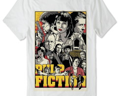 Camiseta Pulp Fiction - Filmes clássicos
