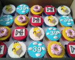 Cupcakes - Simpsons