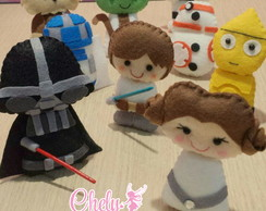 Bonecos Pocket Star Wars