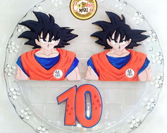Biscoitos Decorados - Dragon Ball (01)