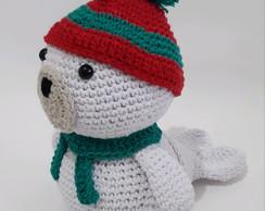 Foca cucciolo - Uncinetto Amigurumi Tutorial - Baby Seal Crochet ...   194x244