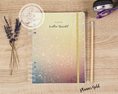 Kit Planner Personalizado 2020/2021 Gold
