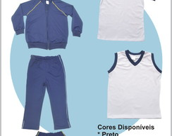 Kit uniforme Escolar infantil