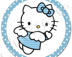 Kit Festa da Hello Kitty azul