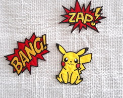 Patches Pikachu