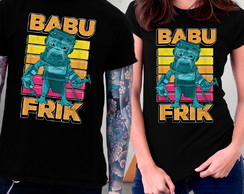 Camiseta Star Wars Ascensão Skywalker Babu Frik Blusa