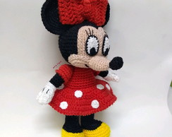 Minnie Mouse Amigurumi