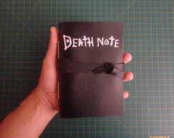 Sketchbook Death Note