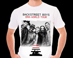 Camiseta, Baby-look, Bata - BACKSTREET BOYS SP Show