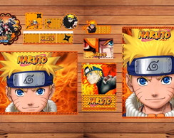 Kit escolar Naruto