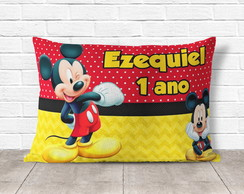 ALMOFADA PERSONALIZADA DO MICKEY
