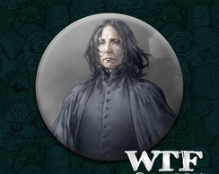Ímã Harry Potter Snape
