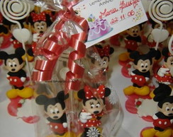Lembrancinha do Mickey Mouse e Minnie