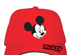 Boné personalizado do Mickey 5