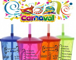 Copo Twister 500ml Carnaval
