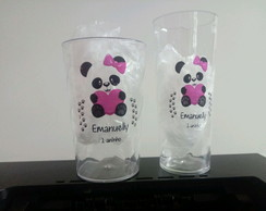 30 LONG DRINK 330ML URSO E URSA PANDA