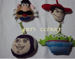 Chaveiros TOY STORY