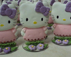 LN 008 - PORTA RECADO HELLO KITTY YASMIN