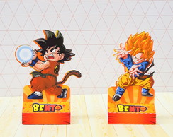 Porta Bis duplo - DRAGON BALL