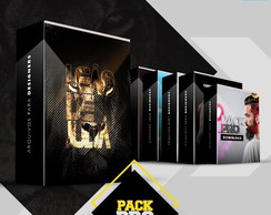 Pack Pro Psd Gospel Academia Cantor Eventos Datas Stories e+