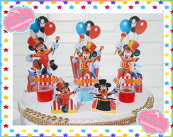 TUBETE CIRCO DO MICKEY